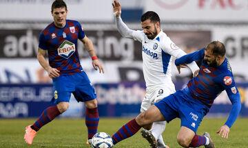 Aτρόμητος - Βόλος 0-0: Μπλόκο στο Περιστέρι (highlights)