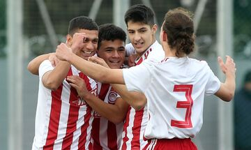 Super League K15: Διπλό του Ολυμπιακού στην έδρα του Αστέρα Τρίπολης με 2-0