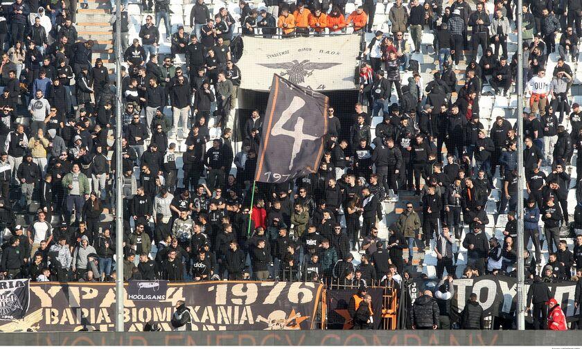 Stop στην οργανωμένη μετακίνηση των οπαδών του ΠΑΟΚ στη Λαμία!