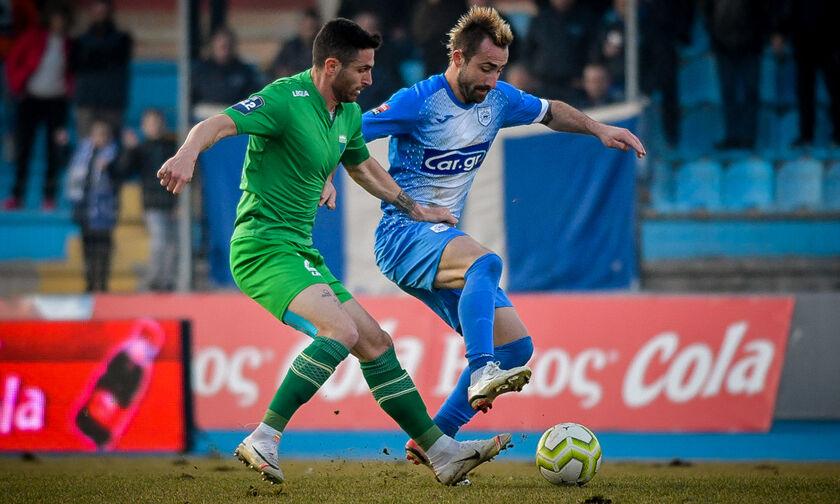 Super League 2: ΠΑΣ Γιάννινα - Λεβαδειακός 0-1: Πρώτη ήττα για τους Ηπειρώτες (βαθμολογία)
