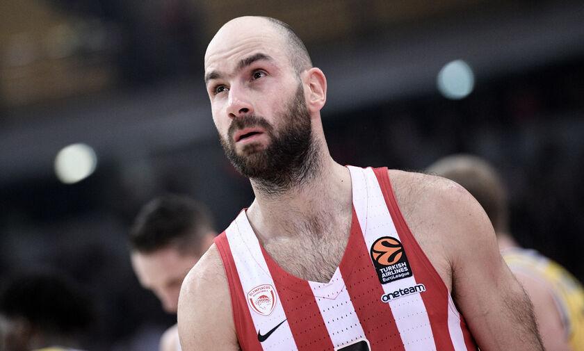 EuroLeague: Πρώτος ο Σπανούλης από την αρχή στην ψηφοφορία για την ομάδα της δεκαετίας