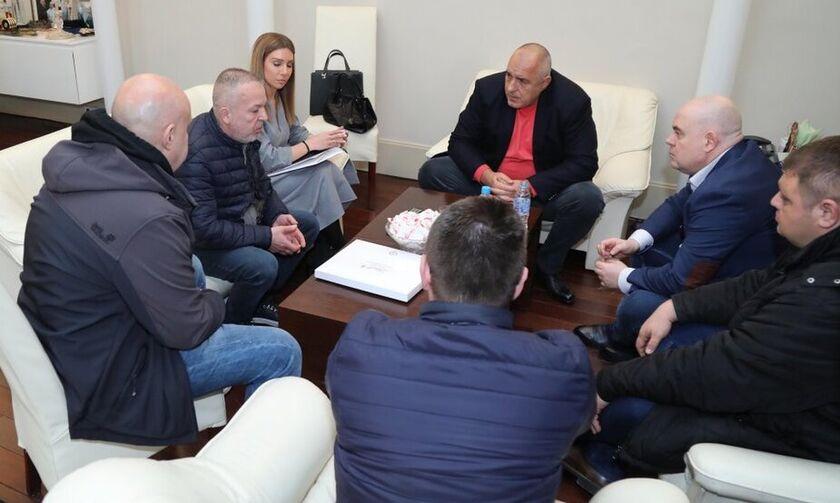 Στον Πρωθυπουργό της Βουλγαρίας οι οπαδοί της Μπότεφ για τη δολοφονία του 28χρονου στη Θεσσαλονίκη