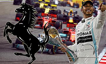Χάμιλτον: Το φλερτ με τη Ferrari και το plan b της Mercedes