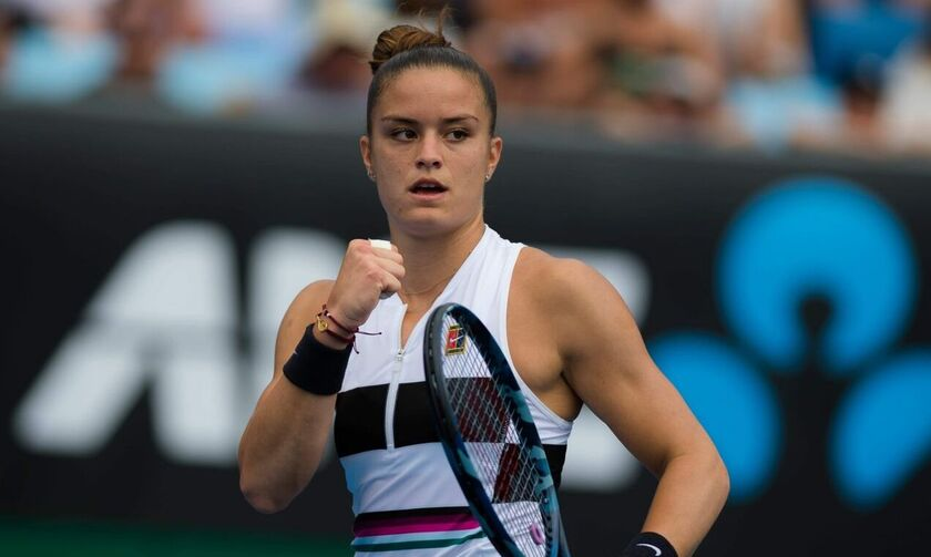 Australian Open: Εύκολη πρόκριση στο δεύτερο γύρο επί της Γκασπαριάν η Σάκκαρη