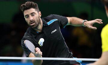 Πινγκ Πονγκ: Με την Κροατία στο Παγκόσμιο Προολυμπιακό τουρνουά η εθνική ανδρών