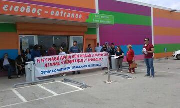Jumbo: Η εργάσιμη Κυριακή δεν περνά «αναίμακτα» - Για πρώτη φορά 24ωρη απεργία σε κατάστημά της