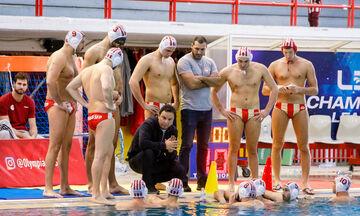 Ευρωπαϊκό Πρωτάθλημα Πόλο | Ελλάδα – Κροατία: Ολυμπιακός προημιτελικός!