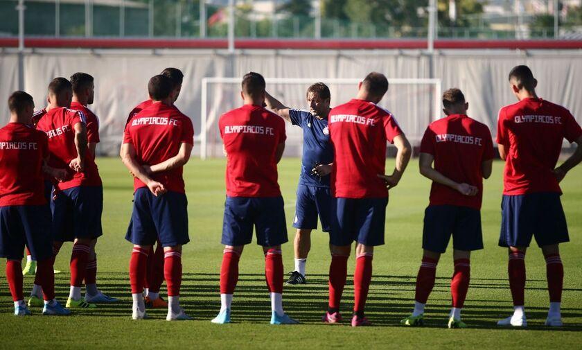 Ολυμπιακός: Η αποστολή για το ματς με τον ΟΦΗ