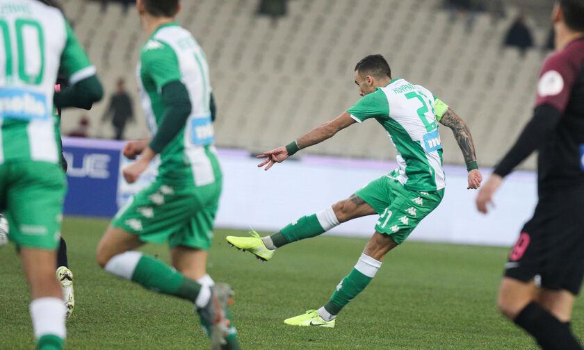 Παναθηναϊκός - Ατρόμητος 3-0: Εδραιώθηκε στην 4η θέση (highlights)