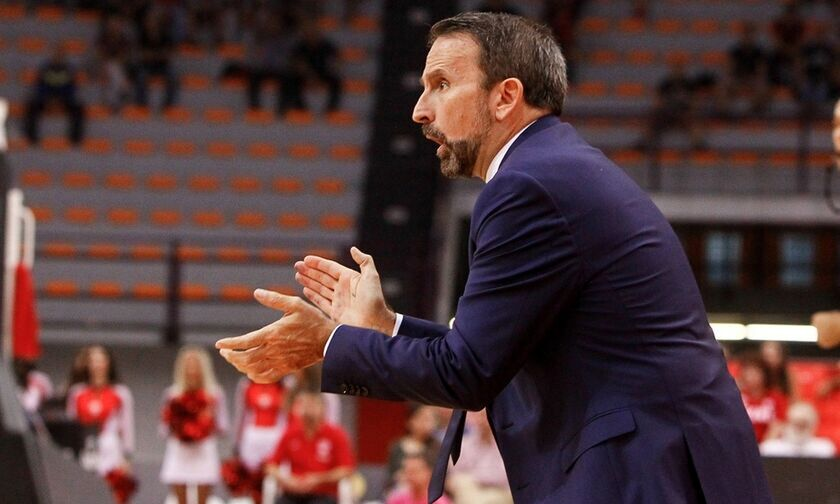 Πλάθα: «Ο Ολυμπιακός παίζει μόνο στην EuroLeague, αλλά δεν θα κλάψουμε...»
