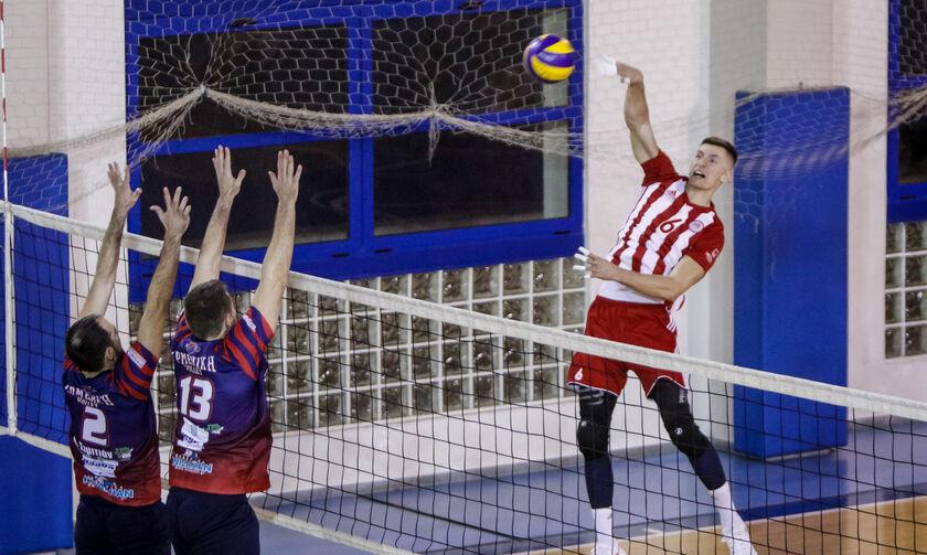 ΑΕ Αρμενίων-Ολυμπιακός 0-3: Έτοιμος για τον ΠΑΟΚ ο Φίνγκερ