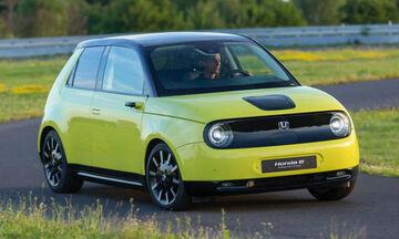 Ετοιμάζεται Honda e Type R; Λέτε;