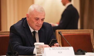 Μελισσανίδης σε FIFA και UEFA: «Έχετε αποτύχει»