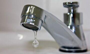 ΕΥΔΑΠ: Διακοπή νερού σε Παγκράτι, Κερατσίνι, Περιστέρι