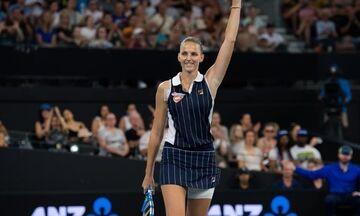 Australian Open 2020: Προκρίθηκαν στην φάση των «32» οι Σβέρεφ και Πλίσκοβα