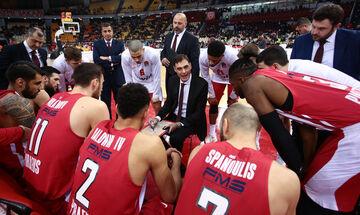 EuroLeague: Να χτίσει σερί στη Ρωσία ο Ολυμπιακός