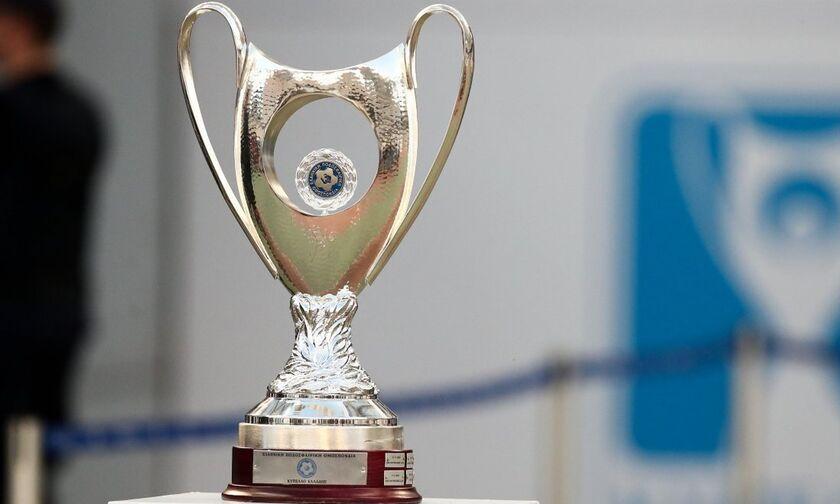 Κύπελλο Ελλάδος: Τα ζευγάρια των προημιτελικών