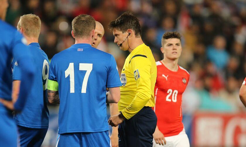 ΑΕΚ - Ολυμπιακός: Διαιτητής ο Σλοβένος Γιουγκ