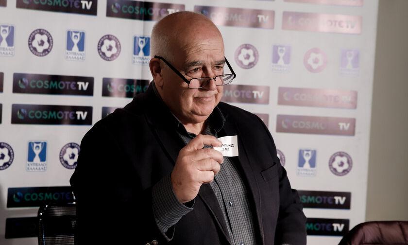 Γαβριηλίδης: «Με VAR τα προημιτελικά του Κυπέλλου, θα δούμε για την έδρα του τελικού»