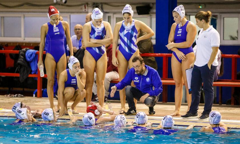 Γαλλία - Ελλάδα 3-13: Ζωντανή στο κυνήγι της πέμπτης θέσης