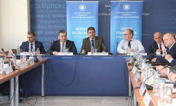 Steering Committee: Με διευρυμένη βάση οι εκλογές στις ομοσπονδίες