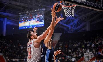 Τα highlights του Ζενίτ - Ολυμπιακός 91-87 (vid)