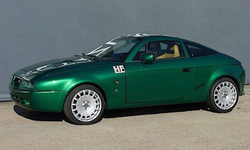 Εσείς γνωρίζετε την Lancia Hyena;