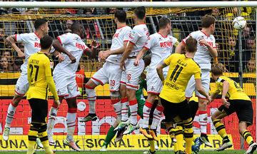 Bundesliga: Ακόμα σκοράρει η Ντόρτμουντ, 5-1 την Κολωνία! (highlights)