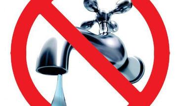 ΕΥΔΑΠ: Διακοπή νερού σε Πειραιά, Γαλάτσι, Ασπρόπυργο