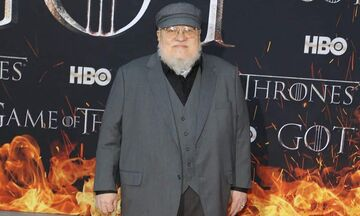 George R.R. Martin: «Το τέλος του Game of Thrones στα βιβλία θα είναι διαφορετικό»