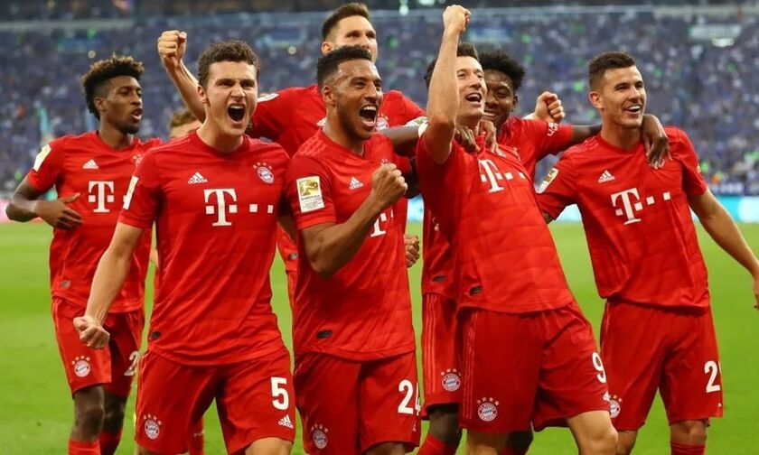 Bundesliga: «Πεντάρα» της Μπάγερν στη Σάλκε, νίκη της Γκλάντμπαχ, ήττα της Λειψίας! (highlights)