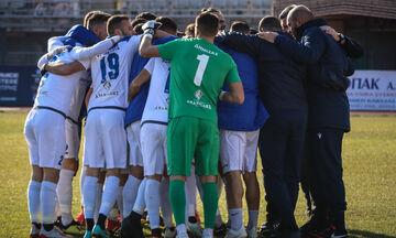 Football League: Βέροια - Καβάλα: Ο Γαβριηλίδης ανοίγει το δρόμο για το διπλό (vid)