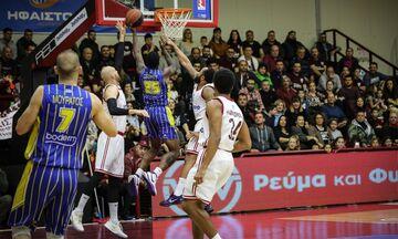 Το πανόραμα της Basket League (17η αγωνιστική): Συνεχίζει πρώτος ο Παναθηναϊκός