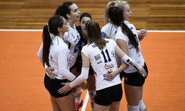 Volleyleague γυναικών:Live streaming: Μαρκόπουλο- Άρης 302