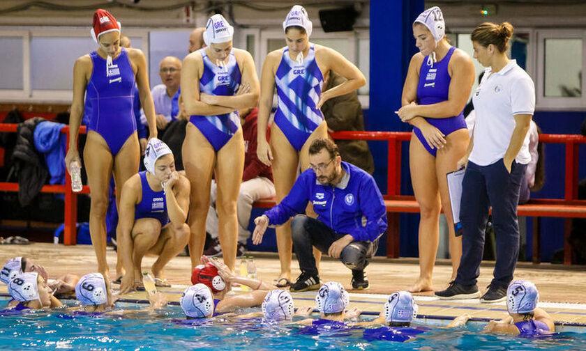Ελλάδα – Ιταλία 5-7: Αντίο με ήττα και έκτη θέση στο Ευρωπαϊκό