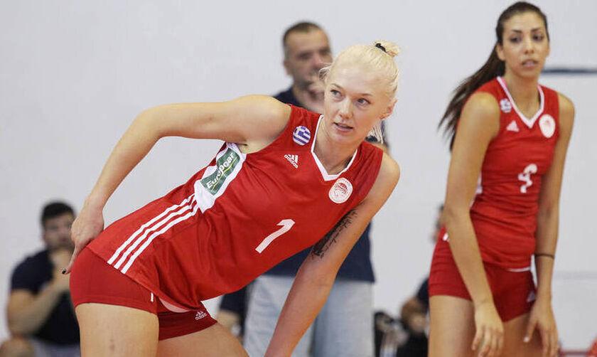 Aποτελέσματα και βαθμολογίες σε Volleyleague, Pre League, Α2 βόλεϊ ανδρών, γυναικών (25,26/01/2020)