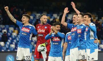 Serie A: Η Νάπολι νίκησε τη Γιουβέντους, νέα γκέλα της Ίντερ (αποτελέσματα, βαθμολογία)