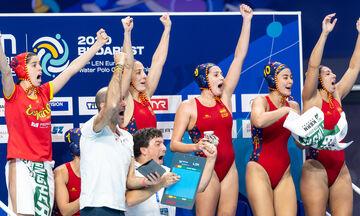 Ισπανία – Ρωσία 13-12: Πρωταθλήτρια Ευρώπης και πάλι στη Βουδαπέστη!