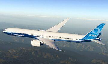 Boeing 777X: Ξεκίνησε την παρθενική πτήση του ο «γίγας» των αιθέρων (vid)