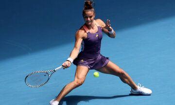 Australian Open 2020 - Σάκκαρη - Κβίτοβα 1-2: Άγγιξε το όνειρο η Σάκκαρη (vid)