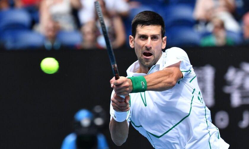 Australian Open 2020: Στους «8» ο Τζόκοβιτς, απίθανος Ράονιτς (vid)