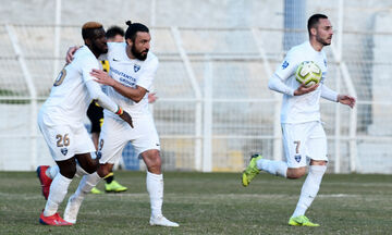 Football League: Ανέβηκε δεύτερος ο Ιωνικός, 1-0 την Καλαμάτα (αποτελέσματα, βαθμολογία)