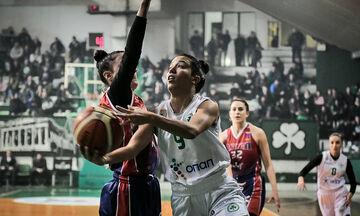 Α1 γυναικών μπάσκετ: Τα Χανιά «διπλό» με ΠΑΟΚ, τα Μελίσσια κέρδισαν τον ΠΑΣ (βαθμολογία)