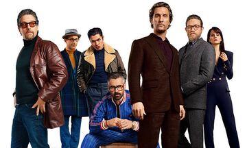Οι ταινίες της εβδομάδας (30/1): The Gentlemen και ο Φάρος