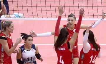 Πανναξιακός - Ολυμπιακός 0-3: Μόνος πρώτος στο «ρετιρέ»