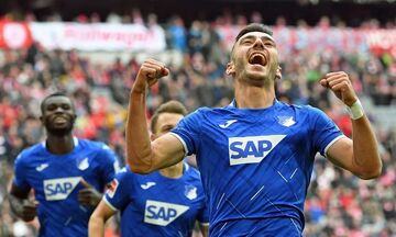Bundesliga: «Τριάρες» για Χόφενχαϊμ και Λεβερκούζεν (highlights)