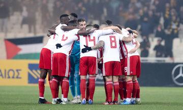Ποδοσφαιριστές Ολυμπιακού: «Ζητάμε συγγνώμη, έπρεπε να πάρουμε το  ματς»
