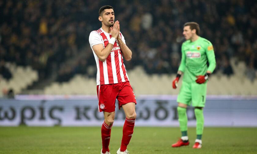 Μπουχαλάκης: «Μας αφήνει πικρία το 0-0»