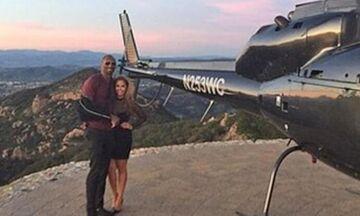 Kόμπι Μπράιαντ: Αυτό είναι το μοιραίο ελικόπτερο (pic)