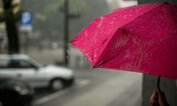 Καιρός: Βροχές, καταιγίδες και άνοδος της θερμοκρασίας σύμφωνα με την ΕΜΥ